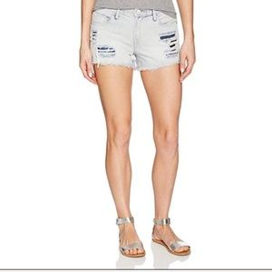 TRUE RELIGION high rise boyfriend short sz. 26